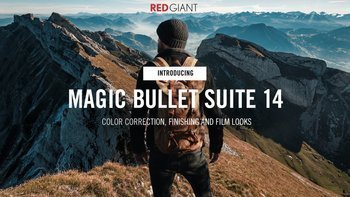 MAGIC BULLET SUITE 14 - Upgrade from Individual Perpetual latest or older Suites