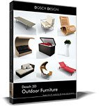 DOSCH 3D: Outdoor Furniture